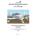 Cirrus Design SR22 Airplane Maintenance Manual 13773-001 $13.95