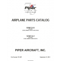 Piper PA-34-220T Seneca IV (S/N 3447001 THRU 3447029) Seneca V (S/N 3449001 AND UP) Parts Catalog 761-887_v2012 $29.95