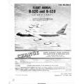 Boeing B-52C & B-52D USAF Series Aircraft Flight Manual T.0. 1B-52C-1 $9.95