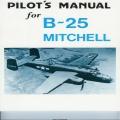 Boeing B-25 Mitchell T.O. No. 01-60GB-1 Pilot's Manual $9.95