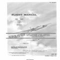 Boeing B-26B & B-26C USAF Series Aircraft Flight Manual T.O. 1B-26B-1 1963 - 1964