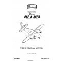 Beechcraft Pressurized Baron 58P & 58PA (Serials TJ-436, TJ-444 AND AFTER) Wiring Diagram Manual 102-590000-59