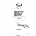 Beechcraft King Air 90-A90-B90-C90-E90 Wiring Diagram Manual 90-590012-15E $13.95