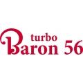 Beechcraft Turbo Baron 56 Aircraft Decal,Sticker!