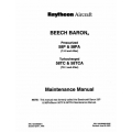 Beechcraft Baron Pressurized 58P & 58PA Maintenance Manual Rev.2002