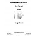 Beechcraft Baron 55-A55-B55-C55-D55-E55-58 Shop Manual 55-590000-13E23 $29.95
