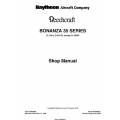 Beechcraft Bonanza V35 Series Shop Manual Rev. 2003 $19.95