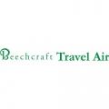 Beechcraft Travel Air Aircraft Decal,Sticker!