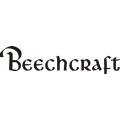 Beechcraft Script Aircraft Decal,Stickers!