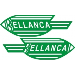 Bellanca Aircraft Logo Decal,Stickers!