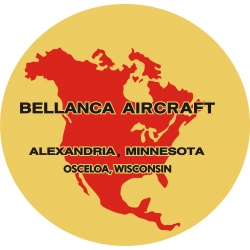 Bellanca Aircraft Decals/Stickers!