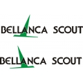 Bellanca Scout Aircraft Decal!