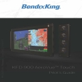 Bendix King KFD 900 AeroVue Touch Pilot's Guide  PIN:89000009-003 v2019