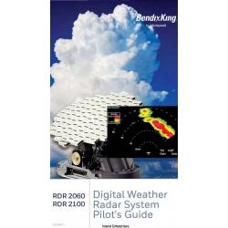 Bendix King RDR 2060/2100 Digital Weather Radar System Pilot's Guide 006-18002-0000 $29.95