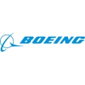 Boeing Aircraft Decal/Sticker 2.39 ''high x 10.6''wide!