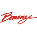 Beechcraft Bonanza Script Aircraft Decal,Sticker!