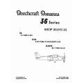 Beechcraft Bonanza 36, A36 & A36TC Shop Manual Rev.1987