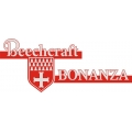 Beechcraft Bonanza Emblem Aircraft Decal,Stickers!
