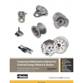 Cleveland External Design Wheels & Brakes AWBCMM0001-12/USA Component Maintenance Manual 2014