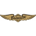 Brewster Aircraft Logo,Decals!