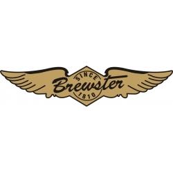 Brewster Aircraft Logo,Decals!