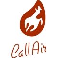 "Callair Decal/Sticker 10"" high by 6"" wide!"