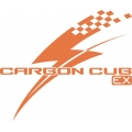 Carbon Cub EX Aircraft Decal/Logo!