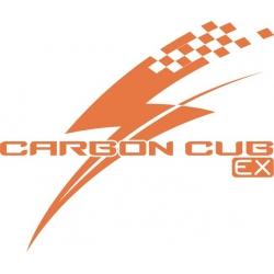 Carbon Cub EX Aircraft Decal/Logo!