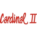 Cessna Cardinal II Aircraft Decal/Sticker 3 1/2''h x 11 1/4''w!