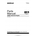 Caterpillar 3056E Industrial 3561-Up (Engine) Parts Manual SEB3643-16 $13.95