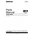 Caterpillar 3512C Engine LLA1-Up (Engine) Parts Manual SERP4364 $13.95
