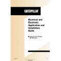 Caterpillar C-10, C-12, C-15, C-16 Truck Electrical and Electronic Application and Installation Guide LEBT9010-02 $9.95