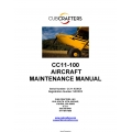 Cub Crafters CC11-100 Maintenance Manual 2013 $ 9.95