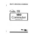 Cessna Model 150 Commuter 1976 Pilot's Operating Handbook $13.95