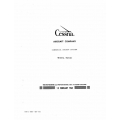 Cessna 172 & 175 Series 1956 thru1962 (1962) Parts Catalog