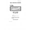 Cessna 182P Skylane 1976 Pilot's Operating Handbook $13.95