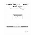 Cessna 190 & 195 Parts Catalog (1954) $13.95