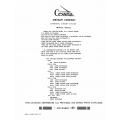 Cessna 206 Parts Catalog 1972 $19.95