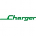 Piper Charger Aircraft Decal,Sticker 1.5''high x 8''wide!