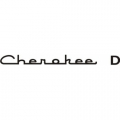 Piper Cherokee D Aircraft Decal,Sticker 1 1/4''high x 13 1/4''wide!