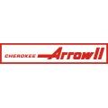 Piper Cherokee Arrow II Aircraft Logo,Decals!