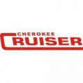 Piper Cherokee Cruiser Aircraft Decal,Sticker 3''high x 10 1/8''wide!