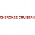 Piper Cherokee Cruiser II Aircraft Decal,Sticker 1''high x 15 1/2''wide!