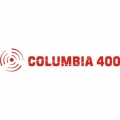 Columbia 400 Aircraft Decal,Sticker 12.5''wide x 2.5''high!