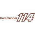 Aero-Commander 114 Aircraft Logo,Decals!