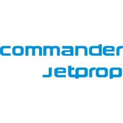 Aero-Commander Jetprop Aircraft Logo,Decals!