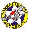 Consolidated Aircraft Logo,Decals!