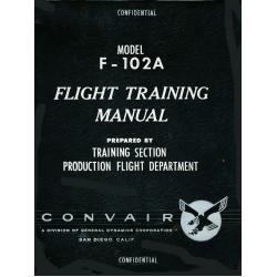 Convair F-102A Flight Training Manual