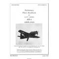 Douglas Skyraider AD-4 Pilot's Handbook 1949
