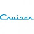 Piper Cruiser Aircraft Decal,Sticker 1.25''high x 8''wide!